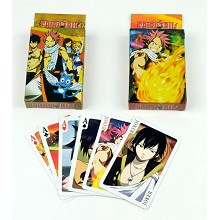Fairy tail poker