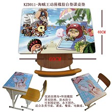 One Piece Rubber table mat KZD011