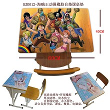 One Piece Rubber table mat KZD012