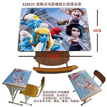 The Smurfs Rubber table mat KZD019