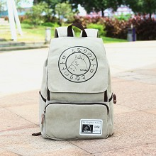 TOTORO canvas backpack bag