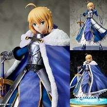 Fate Grand Order Saber anime figure