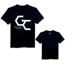 Guilty Crown anime cotton t-shirt