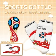 The 2018 Russia FIFA World Cup Sports bottle kettl...