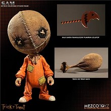 TRICK'R TREAT SAM figure