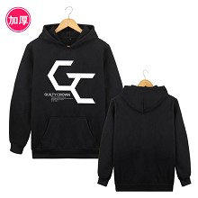 Guilty Crown anime thick hoodie
