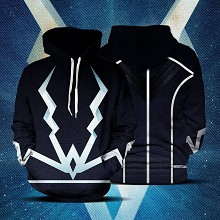 The Avengers Inhumans 3D printing hoodie sweater cloth