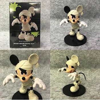 Mickey Mouse figure