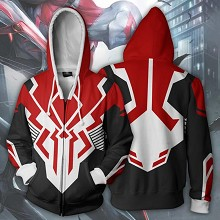 Spider Man 3D printing hoodie sweater cloth