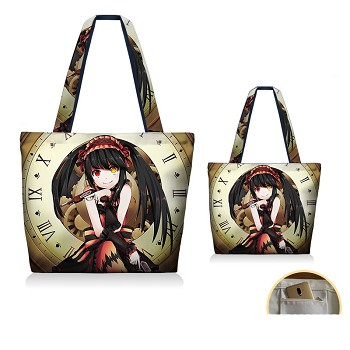 Date A Live anime shopping bag
