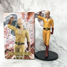 One Punch Man Saitama anime figure