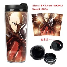One Punch Man anime cup