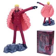 One Piece Donquixote Doflamingo anime figure