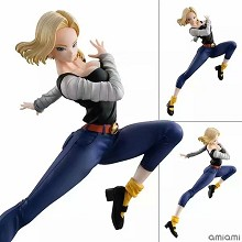 Dragon Ball Android 18 anime figure