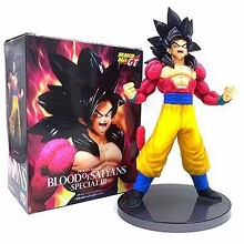 Dragon Ball Son Goku Super saiyan anime figure