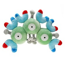 12inches Magneton anime plush doll