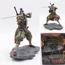 Sekiro Shadows Die Twice game figure