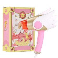 Card Captor Sakura anime hair dryer