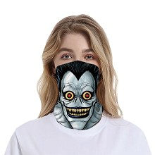 Death Note anime headgear stocking mask magic scar...
