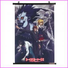 Death note wall scroll 60×90CM