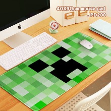 Minecraft game big mouse pad