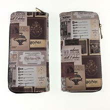 Harry Potter movie long wallet