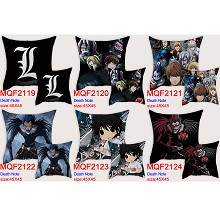 Death Note anime two-sided pillow 450*450MM