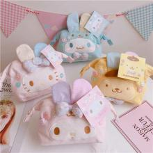 Melody Purin Cinnamoroll Stella anime wallet purse