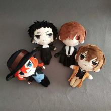 Bungo Stray Dogs anime plush doll