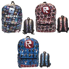 ROBLOX game backpack bag
